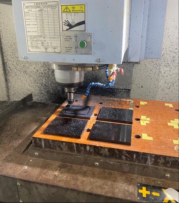 CNC設備加工 1